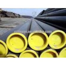 API 5L Gr.B Tubo de aço sem costura SCH 40 Tubo de aço