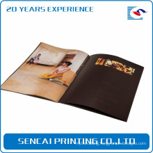 2017 best cheap China digital printing 200 page magazines printing service