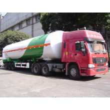 20T Natural Gas LNG Transportation Semi-trailers