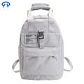 Leisure travel polyester waterproof backpack