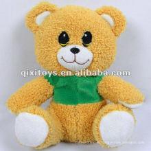 прекрасный плюшевый плюшевые игрушки медведь с футболка