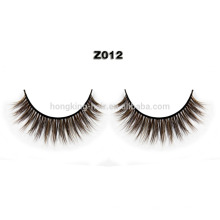 Brown mink eyelash