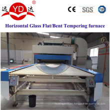 Horno de templado de calor de vidrio para vidrio suave / resistente de baja emisividad