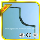 6.38mm/8.38mm/10.38mm/12.38mm Safety Clear and Colored Tempered Laminated Glass