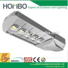 Beam ângulo ajustável 120LM / W Bridgelux 180w levou rua luz