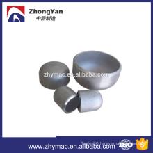 galvanized pipe end cap