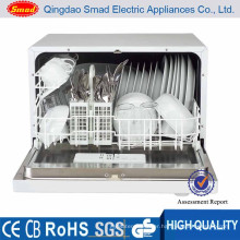 High speed Freestanding stainless steel electric dishwasher
