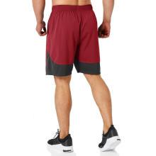 Short de course pour hommes avec poches