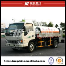 24500L SUS 257HP caminhão-tanque de combustível para fornecimento de óleo Diesel da luz 8 X 4 (HZZ5312GJY)