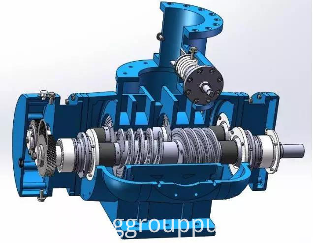 Twin Screw Pump2