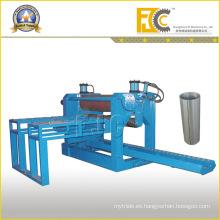Máquina de laminado de acero tubiforme