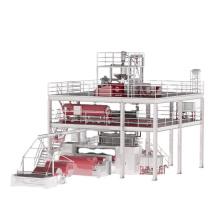 Máquina de produção de tecido não tecido renomada