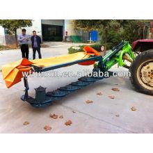 Vente directe d'usine de tondeuse à disque rotatif de prise de force de tracteur approuvé par la CE