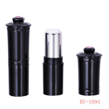 Elegant Black Lipstick Tube Empty