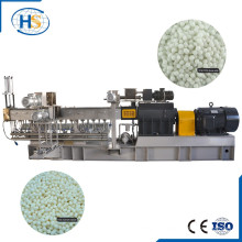 Tsh Color Masterbatch Twin Screw Pelletizing Extruder for Making Granules