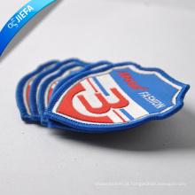 Ornamento de alta qualidade marca logotipo tecido Patch / distintivo