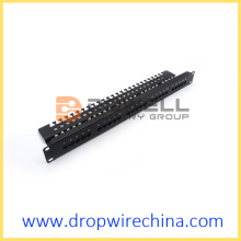 25 Port Voice Patch Panel, Krone und 110 IDC