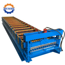 Steel Corrugating Roof Sheet Roller Former Machinery