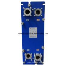 Intercambiador de calor de placas para aplicaciones marinas (igual a M10M)