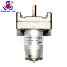 ET-FGM119-A High torque low speed DC geared motor