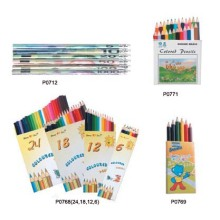 Color Pencil Pencil Set for Kids Promotion Pencil