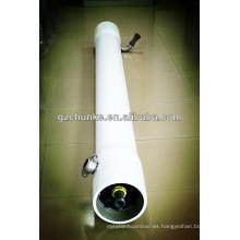 Operación fácil Chunke 4inch RO Vivienda de membrana para agua potable