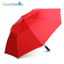 Produits chinois de qualité supérieure mini coupe-vent 2 parapluies automatiques pliants