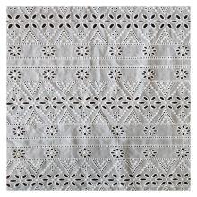 Лучшее качество африканской чистой кружевной ткани 130 см