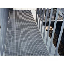 Galvanized Treadboard-Made of Steel Grating