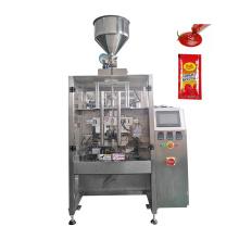 Máquina de embalagem de saquinho de saquinho de molho de tomate