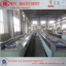 WPC Profilherstellungsmaschine / Fenster, Türprofilherstellungsmaschine
