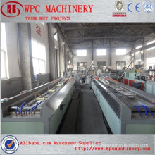 WPC profile making machine/window ,door profile making machine