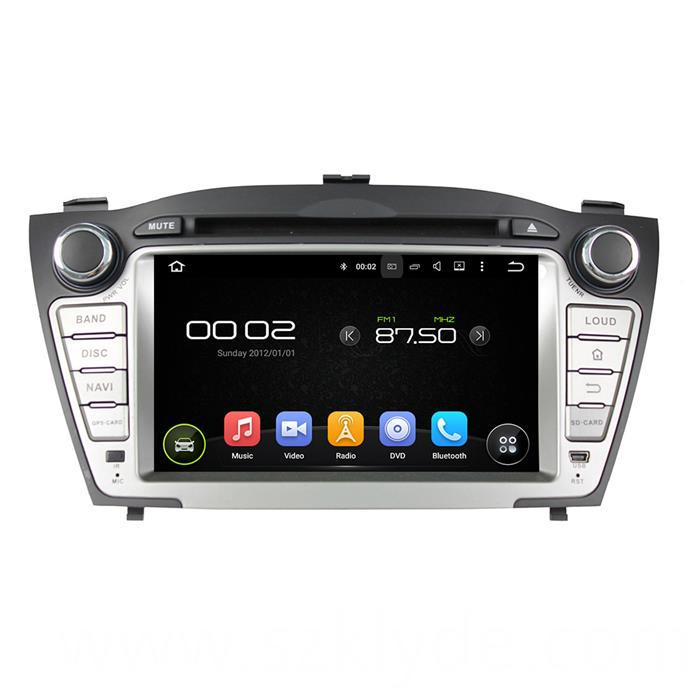HYUNDAI IX35 2013 CAR RADIO