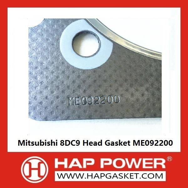 ميتسوبيشي 8DC9 رئيس طوقا ME092200