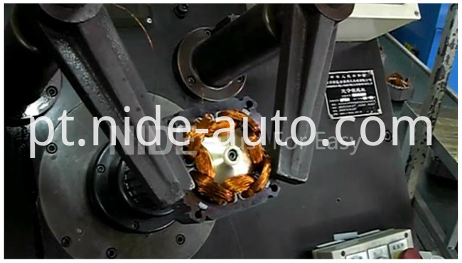 Motor Stator Coil Inserting Machine91