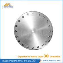 ASME B 16.5 blind flange aluminum steel