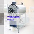 Tipo horizontal Esterilizador de autoclave de presión de vapor para médicos (THR-YDA)