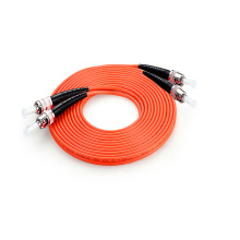 Best Quality for ST Patch Cable ST MM DX Fiber Patch Cord supply to Indonesia Suppliers