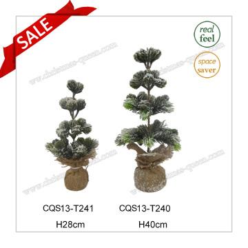 H28-40cm Décoration de mariage Décoration de Noël en fleurs artificielles