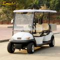 EXCAR 4 местный электрический гольф-кары батареи Троян багги клуб автомобиль гольф-кары