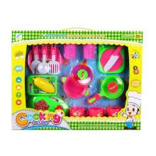 Дети играют в игрушки Пластиковые Кухня Играть Set Toy (H9948034)