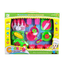 Kids Play Toy Plastic Kitchen Play Set Toy (H9948034)