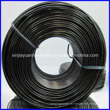 Geglühtes schwarzes Eisen-verbindliches Draht Fron China-Fabrik
