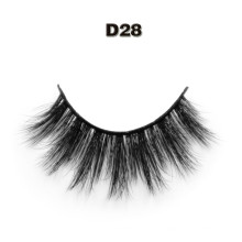 2016 Best selling packaging lashes private label 3D silk lashes for beauty