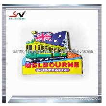 various cheap nice souvenir 3D fridge magnet