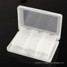 Protable 28in1 Game Card Case Case Cartridge Box pour Nintendo 3DS DSL DSi DSi LL haute qualité