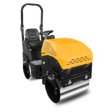 Ride on / compactador de rolos de estrada para construção
