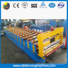 Trapezoid Roofing Metal Roof Panel Machine