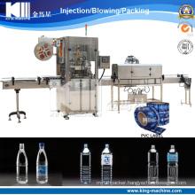 Automatic Bottle Cap Seal Sleeve Labeling Machine