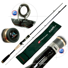 FUJI Guide Reel Seat Carbon Bait Casting Fishing Rod
